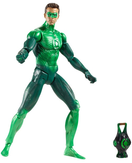 Green Lantern Toy Constructs