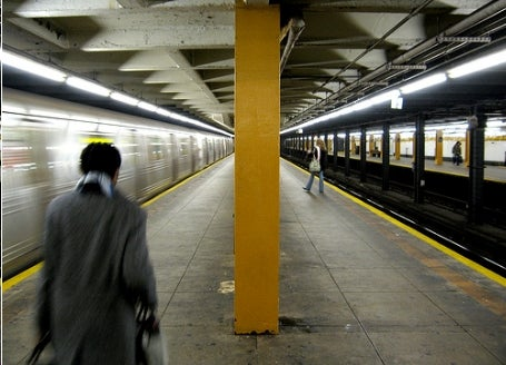 Straphangers Can't Quite Understand What Study Says