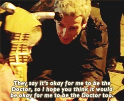 As if we needed more reasons to adore Peter Capaldi