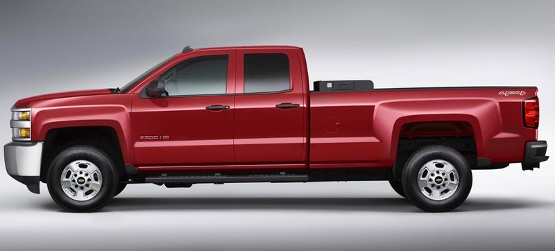 GM Sets Price For Heavy Duty Pickup CNG Conversion At $9,500