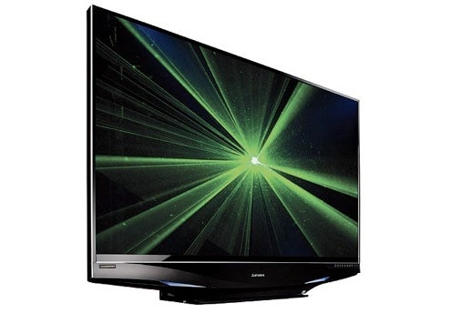 Mitsubishi's $7000, 65-Inch LaserVue HDTV Reviewed: (Verdict: Lasers Are Awesome)