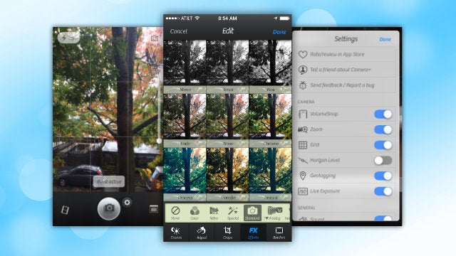 Camera+ Adds Full Resolution Burst Mode and New Filters