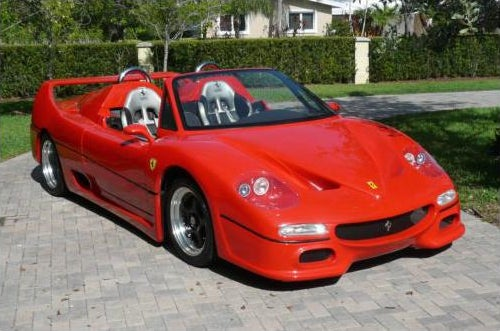 DDTrack Burn: $20k Ferrari Edition