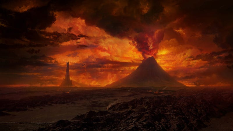 Mount Doom is about to go boom (for real)
