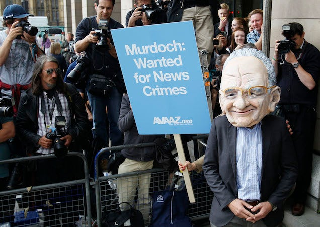 Two More News Corp Editors Charged With Phone Hacking