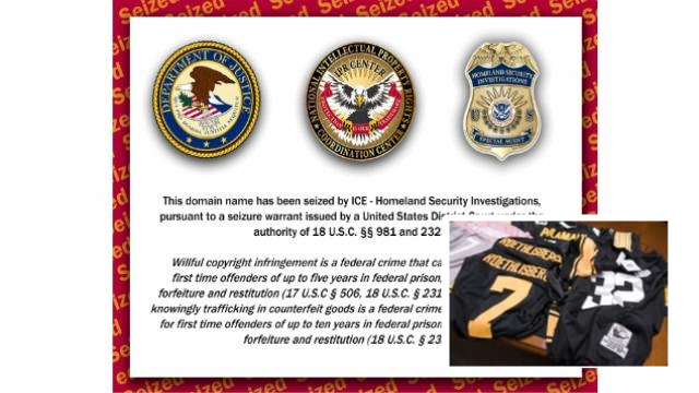 Feds Celebrate Cyber Monday With Massive Domain Name Seizure