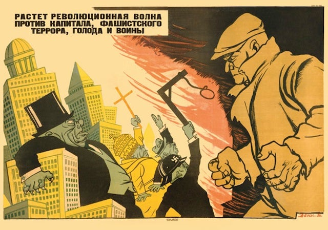 The Greatest Soviet Propaganda Posters Ever