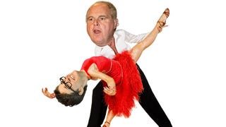 We'll Pay $1,000 for the Video of Maddow and Limbaugh Dancing Salsa