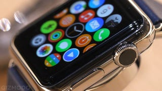 The Apple Watch Display Is One of the Best Sma