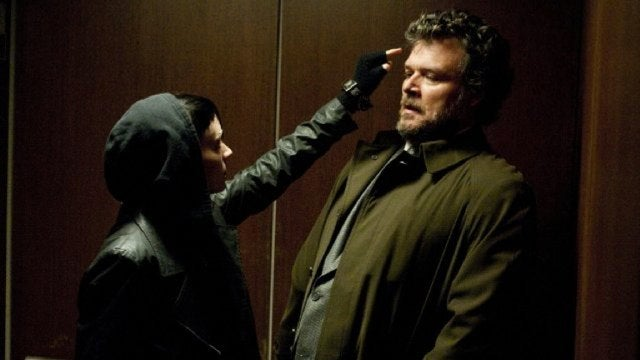 David Fincher explains why his Dragon Tattoo heroine isn't a superhero
