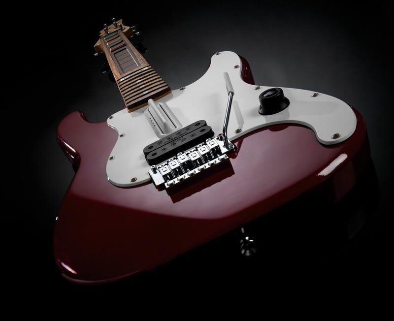 Logitech's Unveils $250 Guitar Hero Controller