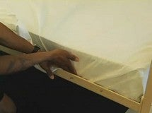 "Learn ""Hospital Corners"" for a Crisply-Made Bed"