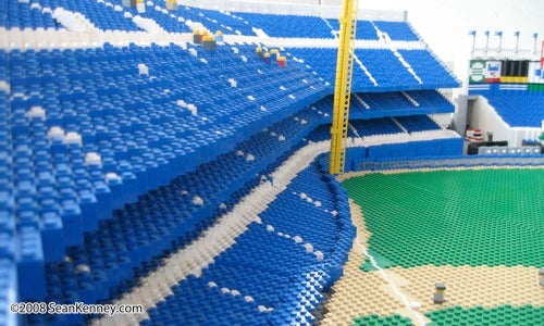 Yankee Stadium Gets a Glorious Lego Send-Off