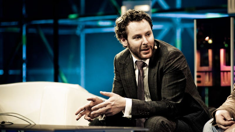 Sean Parker Doesn't Deny He's Into Cocaine
