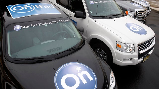 OnStar will track you even if you cancel service