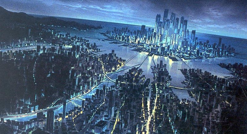 10 Visual Motifs that American Science Fiction Borrowed from Anime