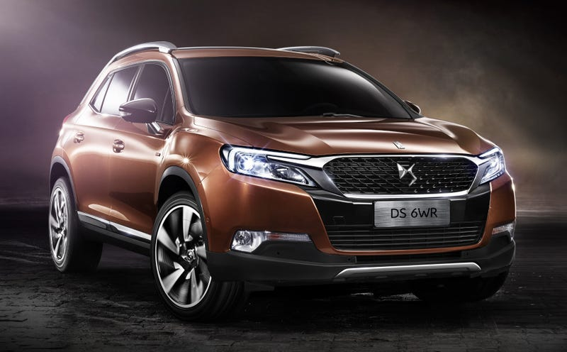 New DS SUV Breaks Cover, Underwhelms.