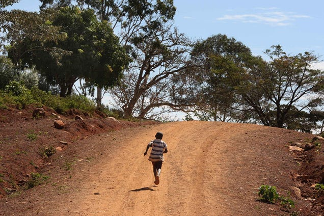 Four Ways To Quit: Run Long Like The Kenyans