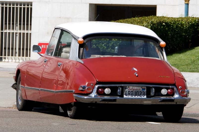 DOTS-O-Rama Sunday, San Francisco Edition: Citroën DS21