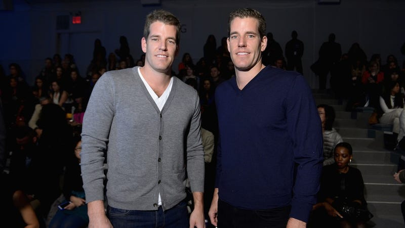 Winklevoss Twins Want to Move On From Fact They Owe Entire Existence to Getting Hosed By Mark Zuckerberg