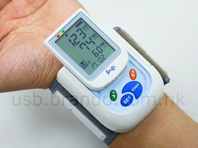 The Time is Right For USB Blood Pressure Monitors