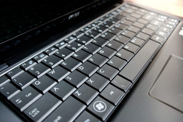 MSI X340 Review: The Unemployed Man's MacBook Air