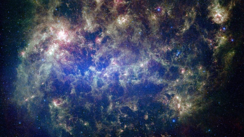 Are Stars the Origin of Organic Life?