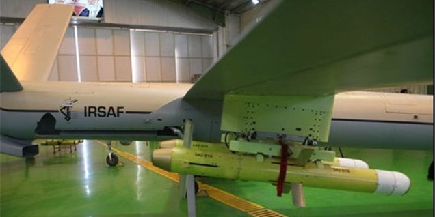 This Indigenous Iranian UAV Is the Poor Man's Predator Drone