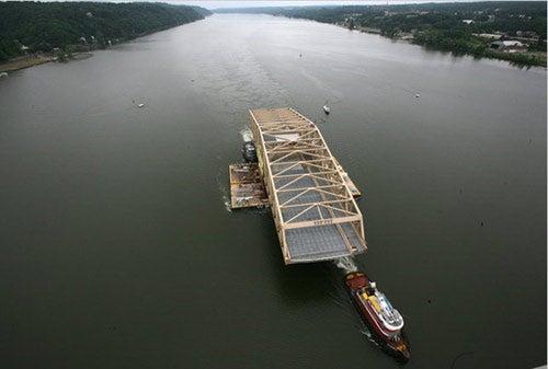 Bridge On a Boat