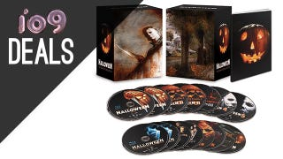 Halloween Complete Collection, Godzilla Talking Blu-ray, More Deals
