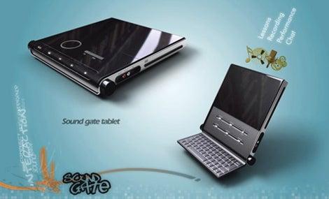 SoundGate Tablet Lets Musicians Geek Out