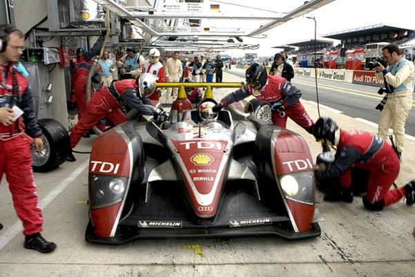 Behind Audi's Biodiesel Victory At The 24 Hours Of Le Mans