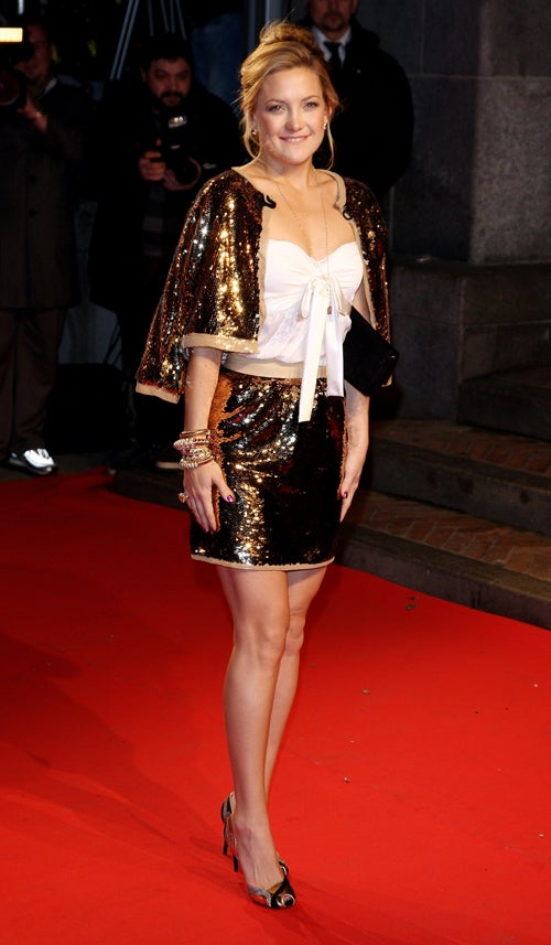 """Unbelievably Grotesque Clothes At Milan's """"Beauty In Vogue"""" Party"""
