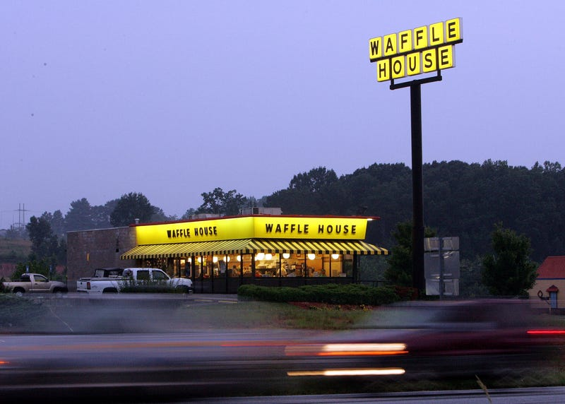 Waffle House Cook Shoots Customer to Death