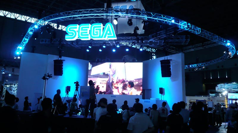 Let These Gangster Hostesses Welcome You to Sega's TGS Booth