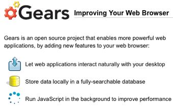 Google Says Adios to Gears, Hola to HTML5
