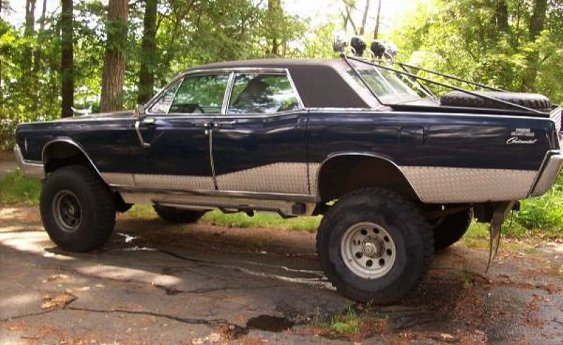 Could This 1966 Continental 4X4 Pull $9,000?