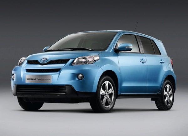 Toyota Urban Cruiser To Land At Geneva