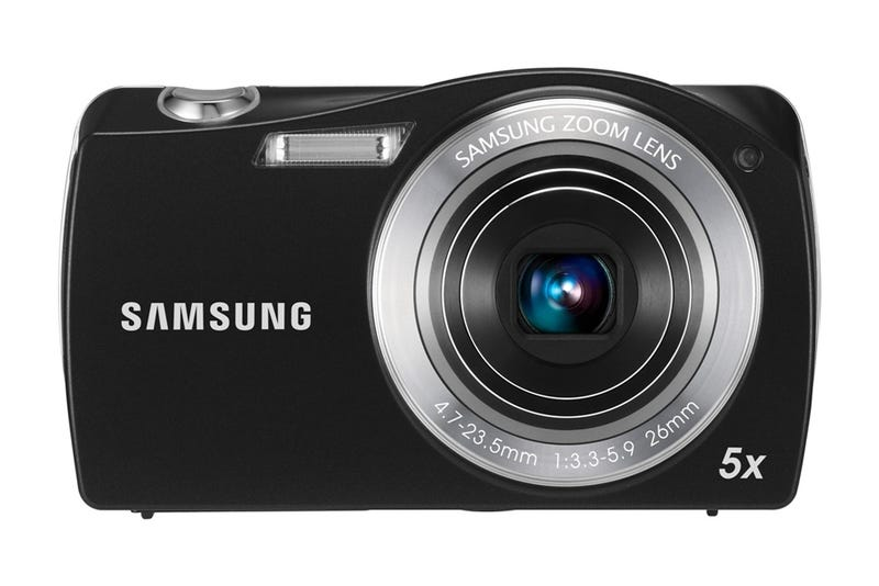 Samsung's ST6500 16MP Shooter Has New Angled Lens For Easier Self-Portraits