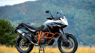 KTM 1190 Adventure R : The want is strong!