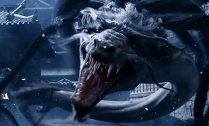 47 Ronin trailer has a gigantic luck dragon in it