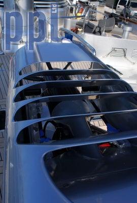 The $1.3 Million Deep Flight Super Falcon Flying Submarine