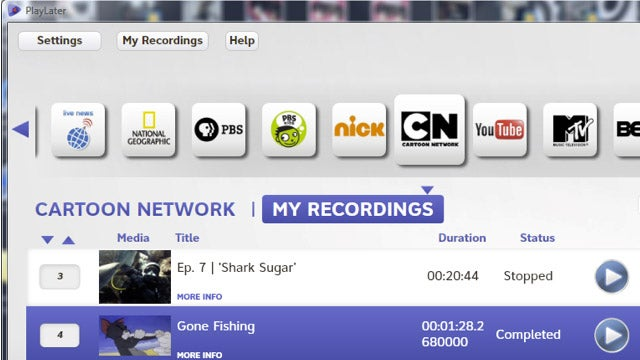 PlayLater Is a DVR for Web Video