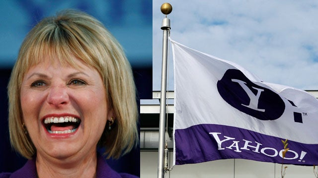 Carol Bartz Can Buy 20,000 iPads With Her Yahoo Severance Package