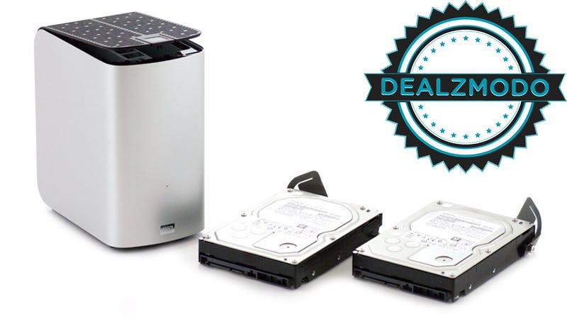 Dealzmodo: 4TB Thunderbolt External, Touchscreen Desktop, iTunes Money