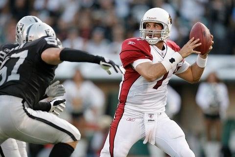 NFL Closer: John McCain Taught Matt Leinart All He Knows About Football