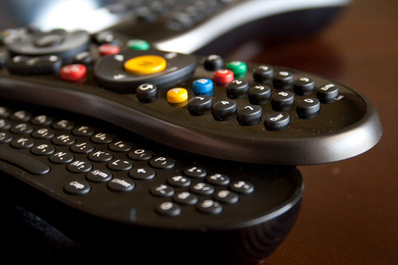 TiVo Slide Remote Lightning Review: Entering Text Finally Doesn't Suck