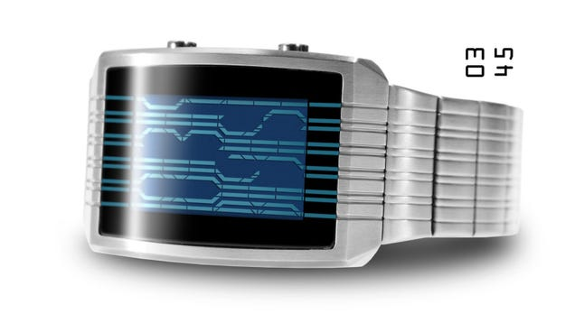 This New Kisai Watch Reads Between the Lines