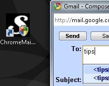 ChromeMailer Makes Gmail Chrome's Default Mail Handler