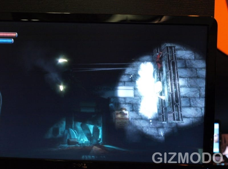 OnLive Streaming Games: Hands-On Impressions